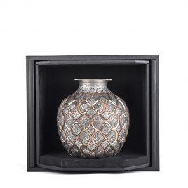 engraved vase-lu104