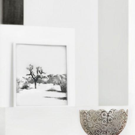 malileh, silver art, decoration