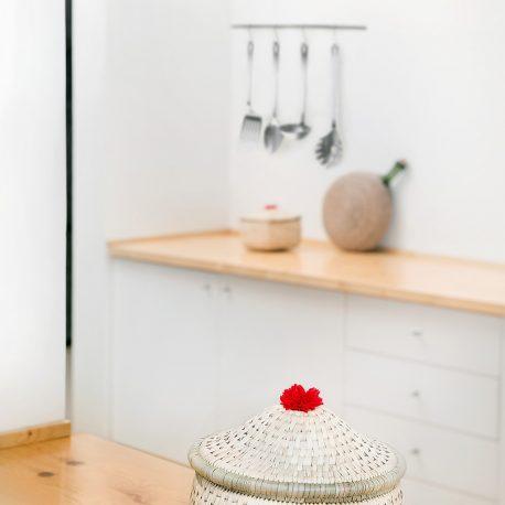 mat weaving, home decoration